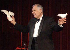 Tim Angeloni the legendary illusionist